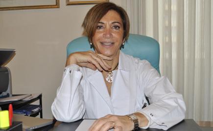 Dottoressa Fabbriatore Mariantonietta